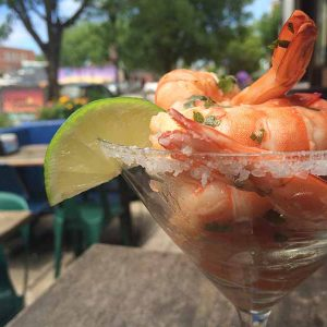 APP Margarita Shrimp Cocktail