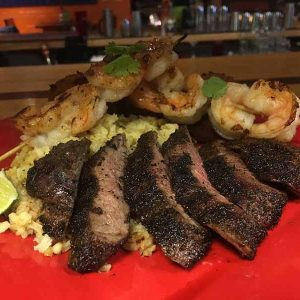SIG DISH surf and turf