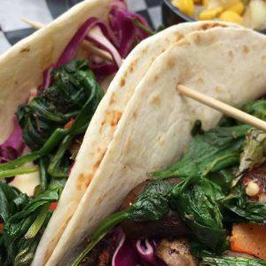 SIG TACOS roasted veggie